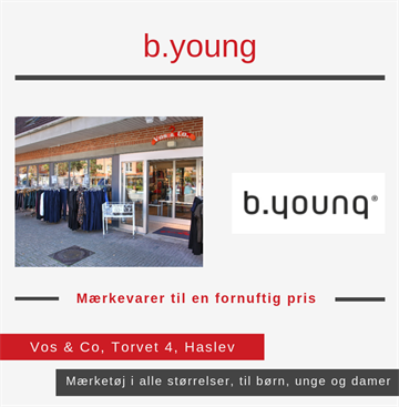 b.young, Vos & Co., Haslev